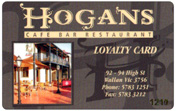 Loyalty Program Cards